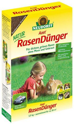 NEUDORFF Rasendünger »Azet«, 2,5 kg