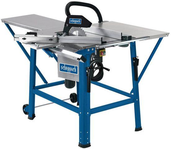 SCHEPPACH Tischkreissäge »TS310«, 400V 50Hz 2800W - 315mm