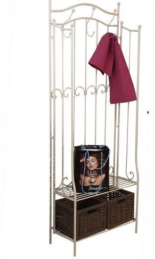 moebel-direkt-online Kompaktgarderobe »Susi« (1-St) 66 cm Breit