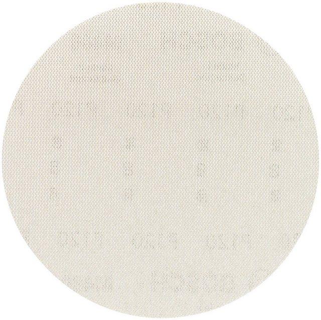BOSCH Schleifpapier Schleifblatt 150 mm , Packung, 50 St , 120er Körnung