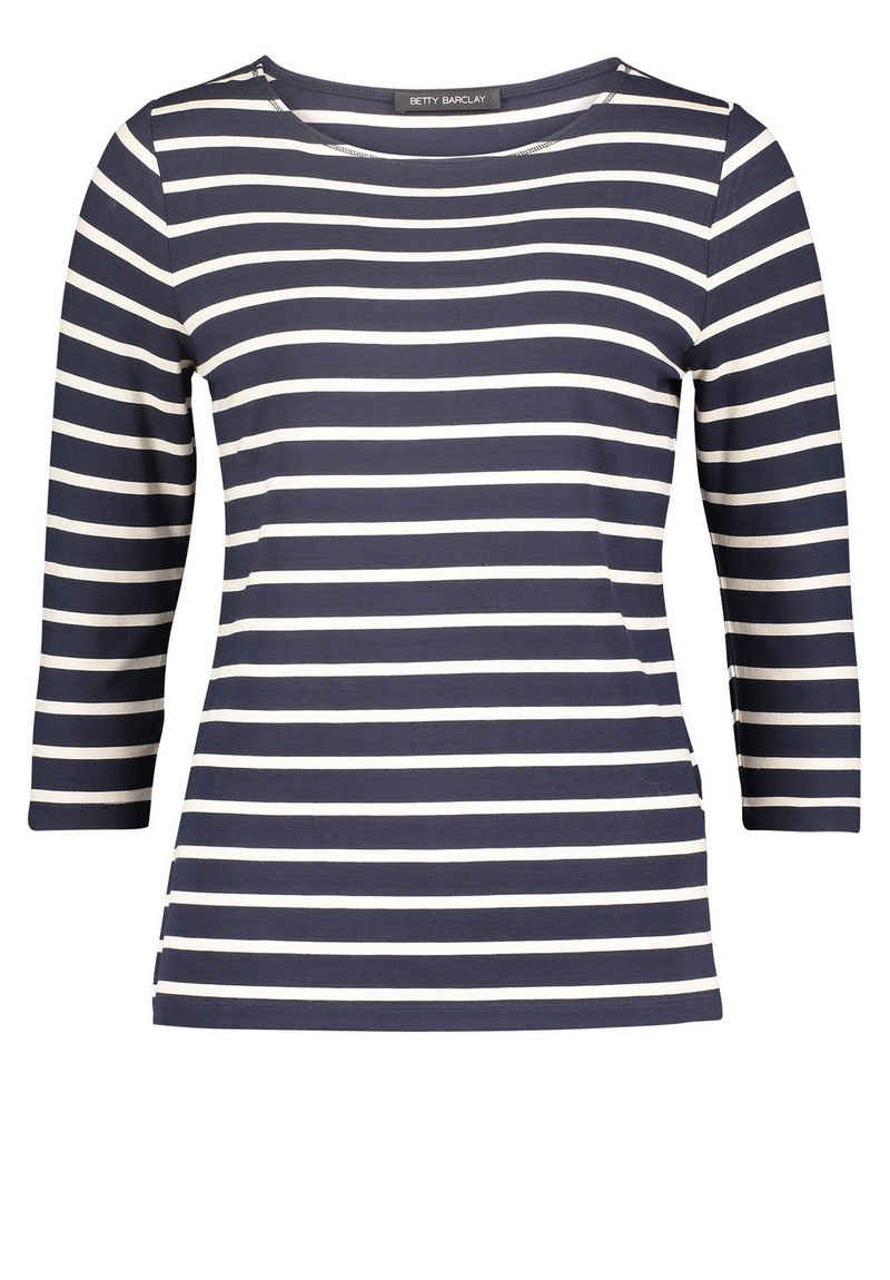 Betty Barclay T-Shirt »mit Streifen« Ringel