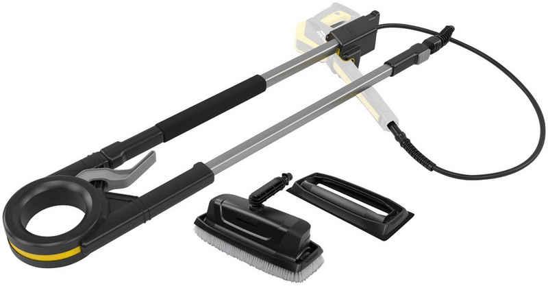 Reinigungsbürsten-Set »Reinigungsset Teleskopstrahlrohr TLA 2.644-249.0«, KÄRCHER, (Set), für Fassaden und Glasflächen