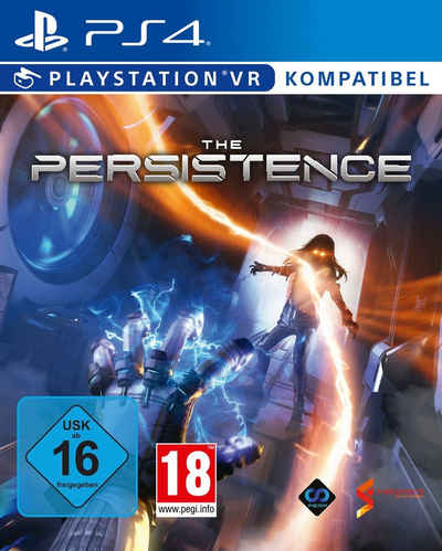 The Persistance PlayStation 4