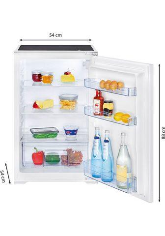 BOMANN Įmontuojamas šaldytuvas VSE 7804 88 cm...