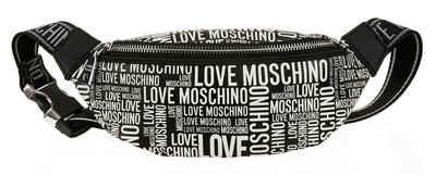 LOVE MOSCHINO Bauchtasche, mit modischem Logo Druck