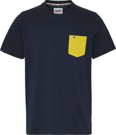 Tommy Jeans T-Shirt »TJM CONTRAST POCKET TEE«