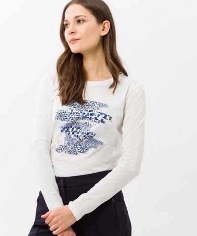 Brax Langarmshirt »Style CARINA«