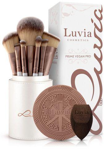 Luvia Cosmetics Kosmetikpinsel-Set »Prime Vegan Pro« 1...