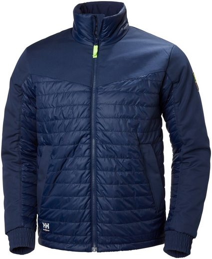 Helly Hansen Outdoorjacke »Aker Thermojacke« nachtblau