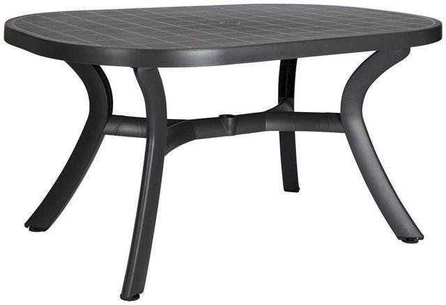 Best Tisch Kansas grau