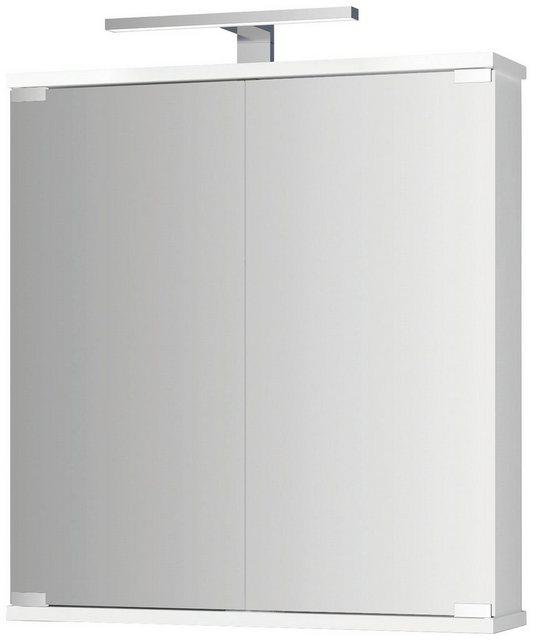 Spiegel - JOKEY Spiegelschrank »Kandi LED«, weiss, 60 cm Breite  - Onlineshop OTTO