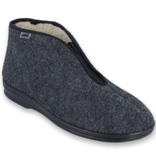 Dr. Orto »Medizinische Schuhe für Herren« Spezialschuh Gesundheitsschuhe, Hüttenschuhe, Warme Winterhausschuhe, Präventivschuhe, Gefüttert