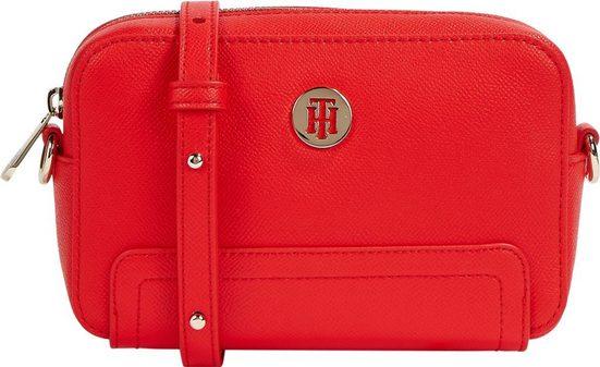 TOMMY HILFIGER Mini Bag »HONEY CAMERA BAG«, Umhängetasche im kleinen Format