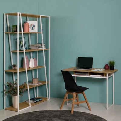 TemaHome Schreibtisch »Bristol«, mit einer praktischen Kabeldurchführung, Breite 110 cm