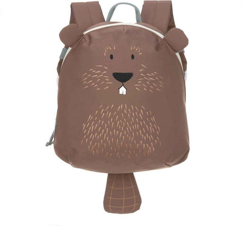 LÄSSIG Kinderrucksack »About Friends, Beaver«, PETA-approved vegan