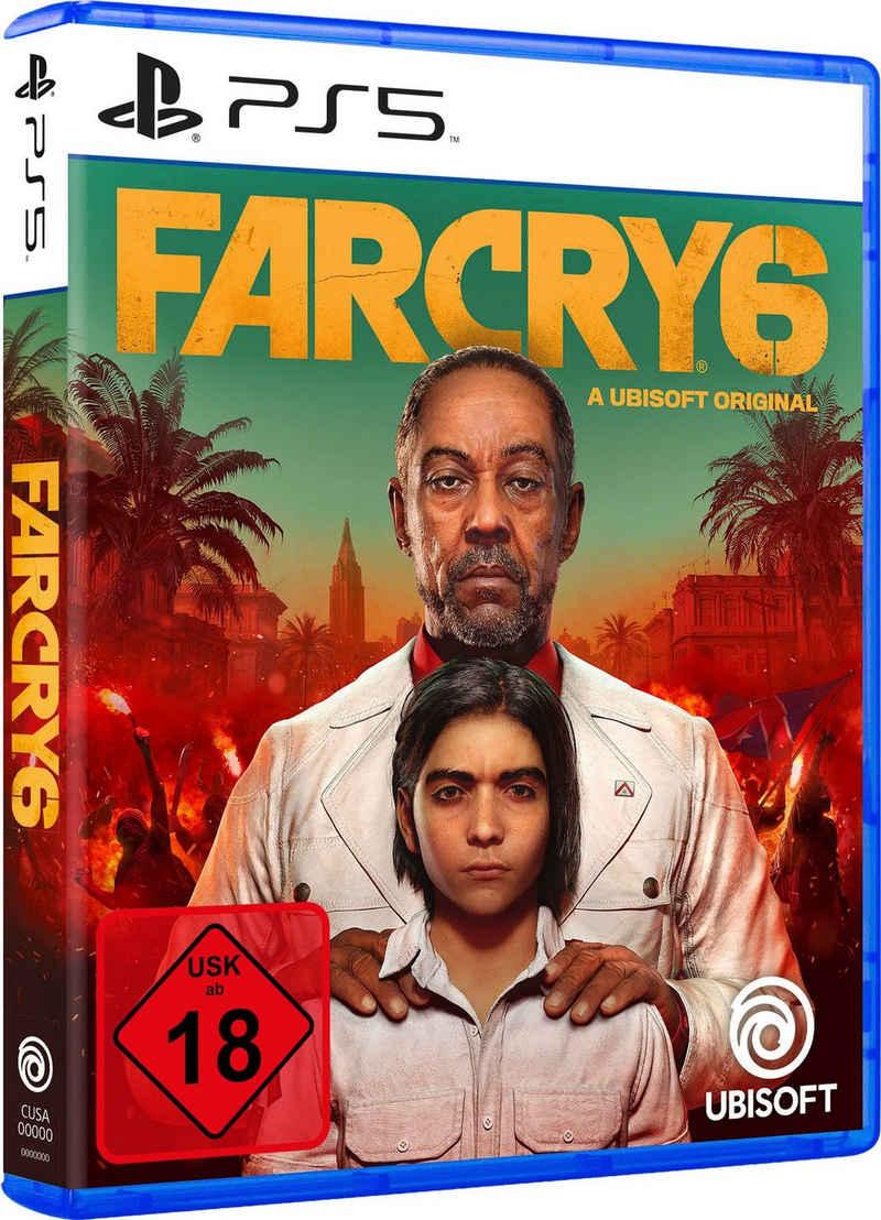 FAR CRY® 6 PlayStation 5