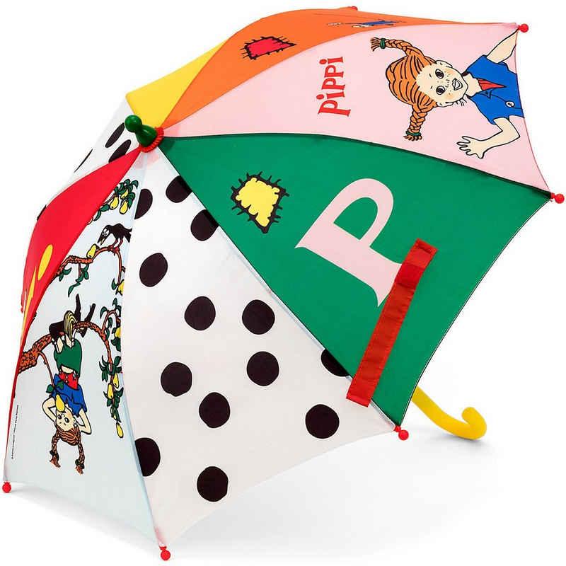 Micki Taschenregenschirm »Kinderschirm Pippi Langstrumpf«