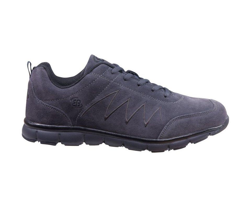 Brütting Freizeitschuh und Sneaker für zum Schnüren - Unisex »GLENDALE« in grau