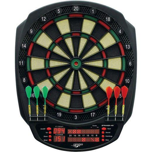 Carromco Dartscheibe »Carromco Elektronik dartboard Striker-401, mit«