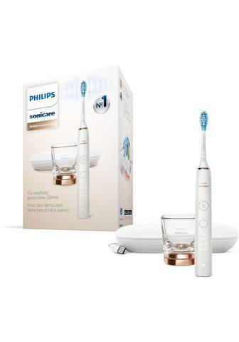 Philips Sonicare Elektrische Zahnbürste HX9911 Aufsteck...