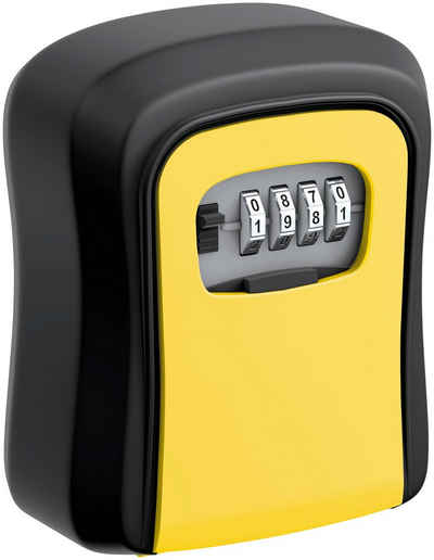 BASI Schlüsseltresor »Schlüsselsafe - SSZ 200«, Rostschutzbehandelt