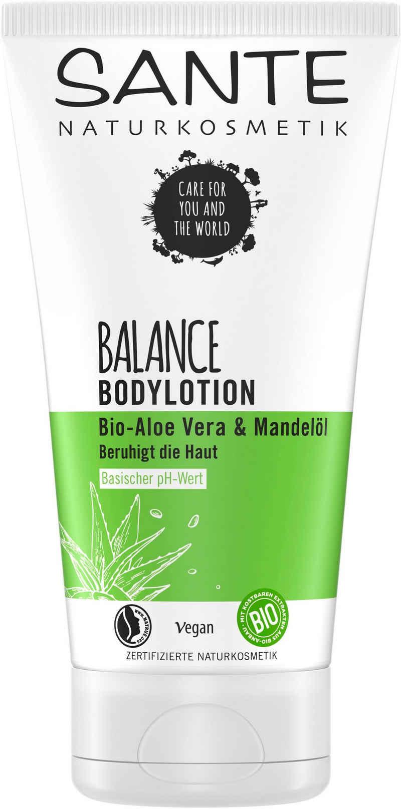 SANTE Bodylotion »BALANCE«