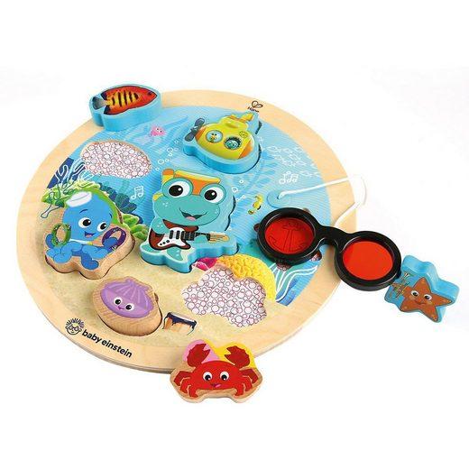 Hape Steckpuzzle »Erlebnis-Puzzle Unterwasserwelt«, Puzzleteile