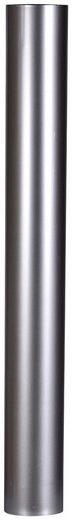 FIREFIX Ofenrohr feueraluminiert, ø 120 mm, 1000 mm lang