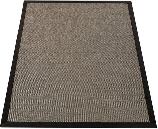 Teppich »Sisalo 270«, Paco Home, rechteckig, Höhe 5 mm, Sisal Optik, In- und Outdoor geeignet, Wohnzimmer