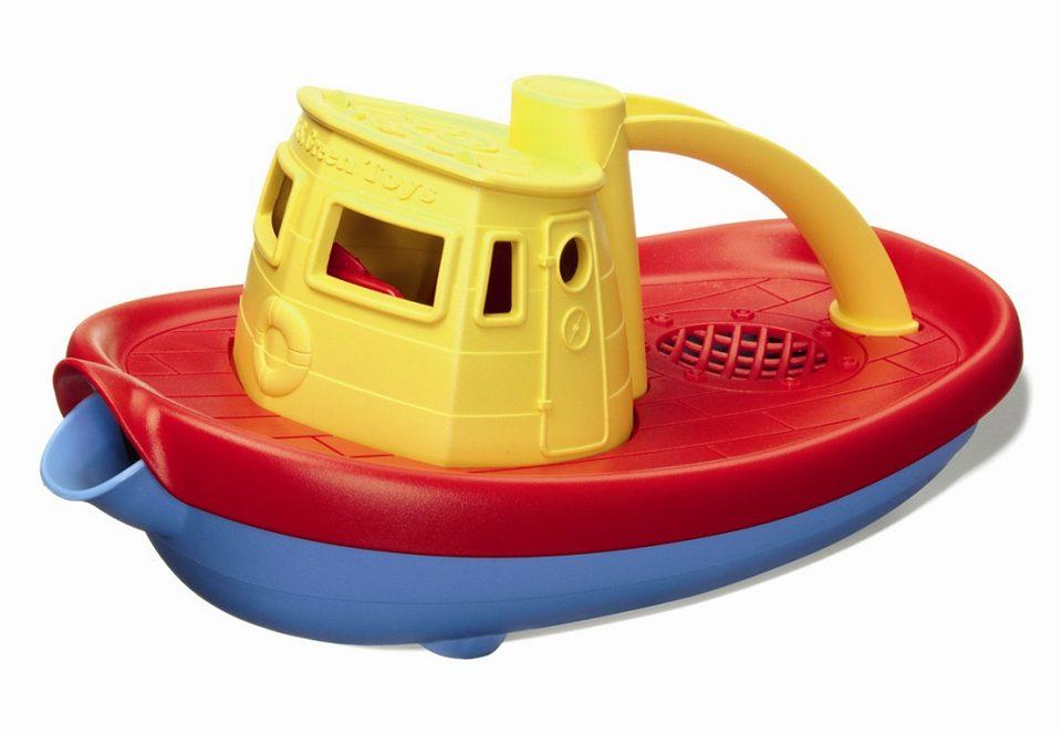 Green Toys Badespielzeug Schiff »Dampfschiff«