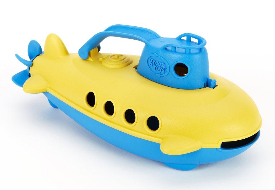 Green Toys Badespielzeug »U-Boot« in gelb