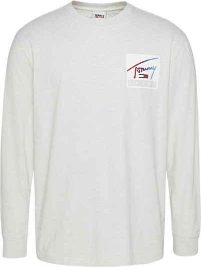 Tommy Jeans Langarmshirt »TJM TOMMY BASKETBALL LONGSLEEVE«