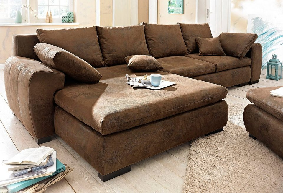 Fesselnd Cheap Elegant Funktion Ohne With Braune Couch With Schne Kissen Fr Sofa