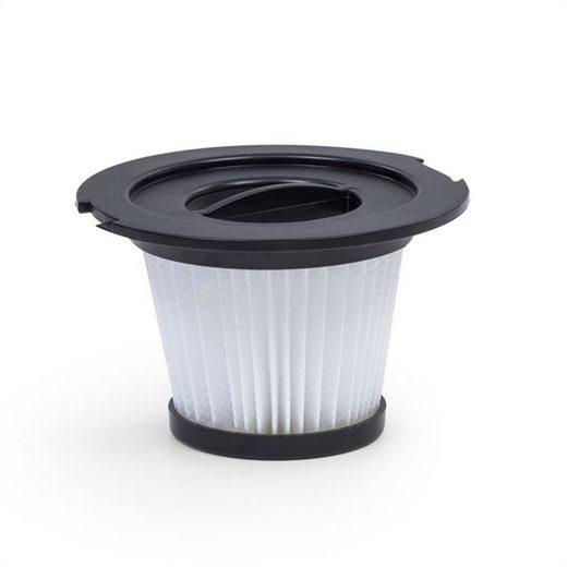 Klarstein Bodenstaubsauger Clean Butler 4G Silent Akkustaubsauger HEPA-Filter Klasse E10, 0 Watt