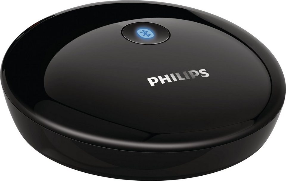 Philips AEA2000/12 Bluetooth® HiFi-Adapter in schwarz