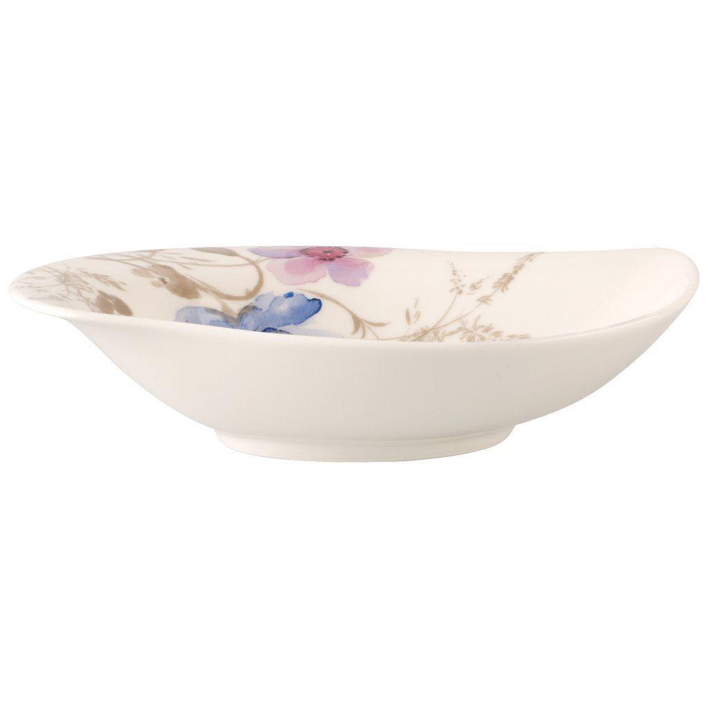 Villeroy & Boch Schale tief 21x18cm »Mariefleur Gris Serve & Salad«