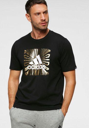 adidas Performance T-Shirt »MEN EXTRUSION MOTION FOIL TEE«