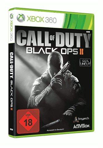 Call of Duty: Black Ops 2 - uncut Xbox 360