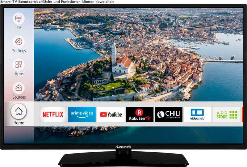 Hanseatic 32H500FDSII LED-Fernseher (80 cm/32 Zoll, Full HD, Smart-TV)