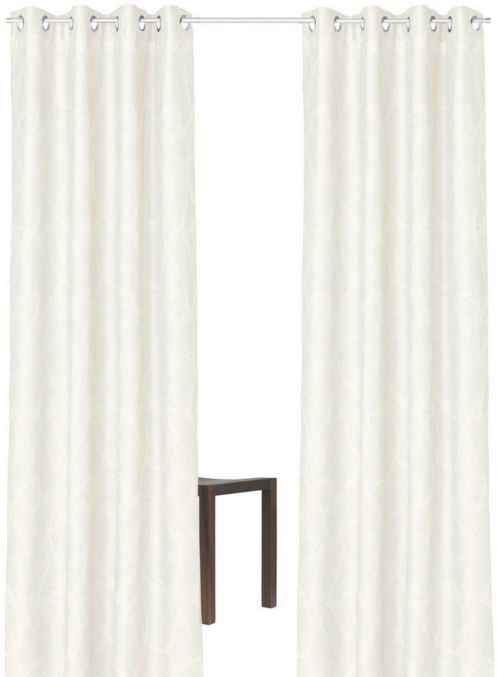 Vorhang, Esprit, »Wavy« (1 Stück) in weiss