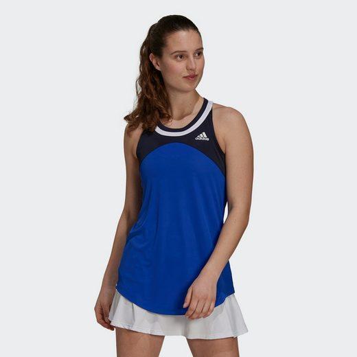 adidas Performance Shirttop »Club Tennis Tanktop«