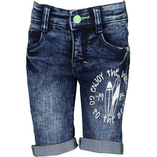 Blue Seven Jeansshorts »Shorts aus Sweatdenim für Jungen«