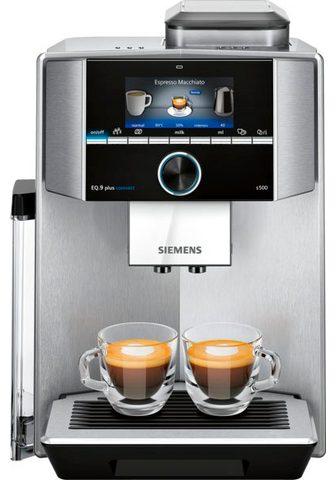 SIEMENS Kaffeevollautomat EQ.9 plus connect s5...