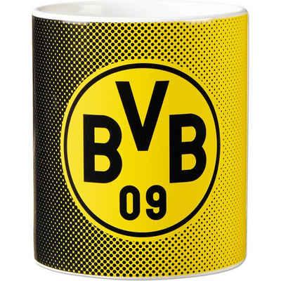 Borussia Dortmund Tasse »BVB-Tasse schwarzgelb«