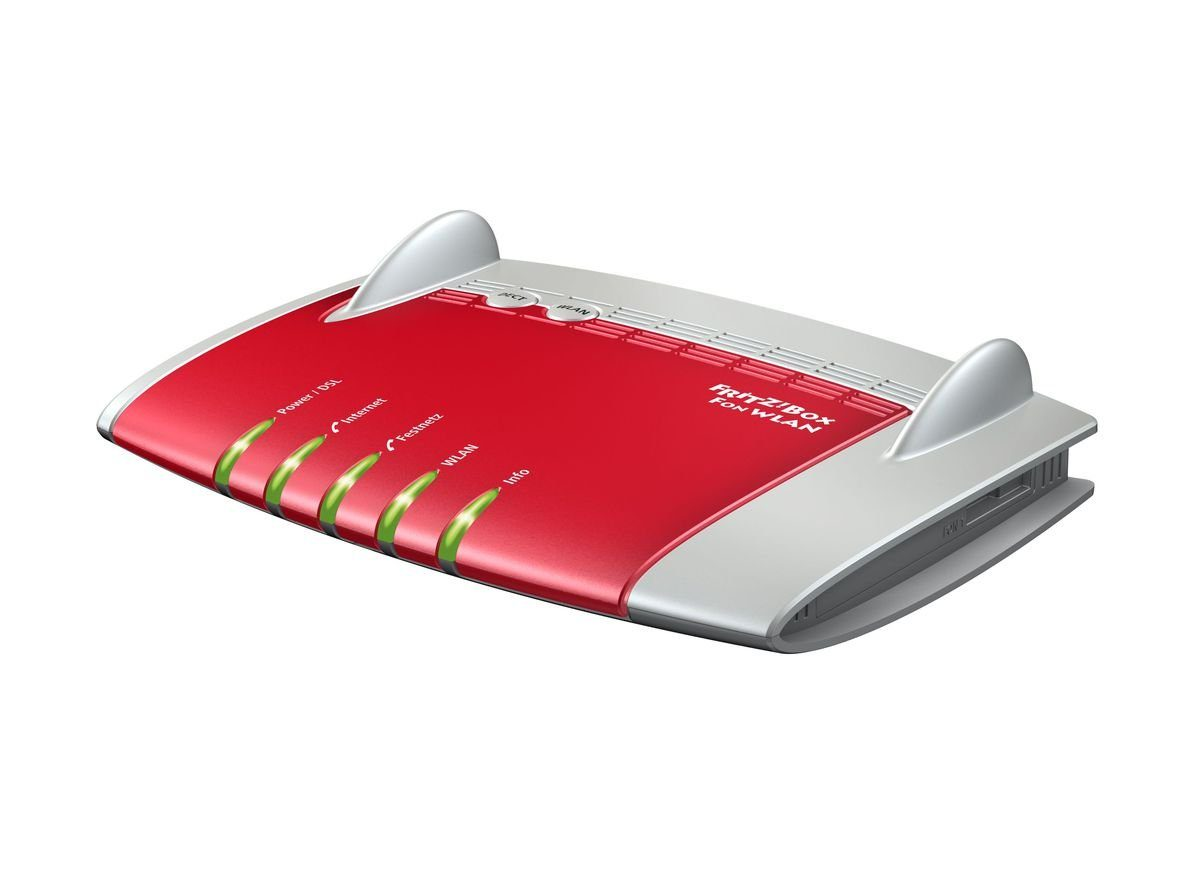 AVM Router »FRITZ!Box 7360«