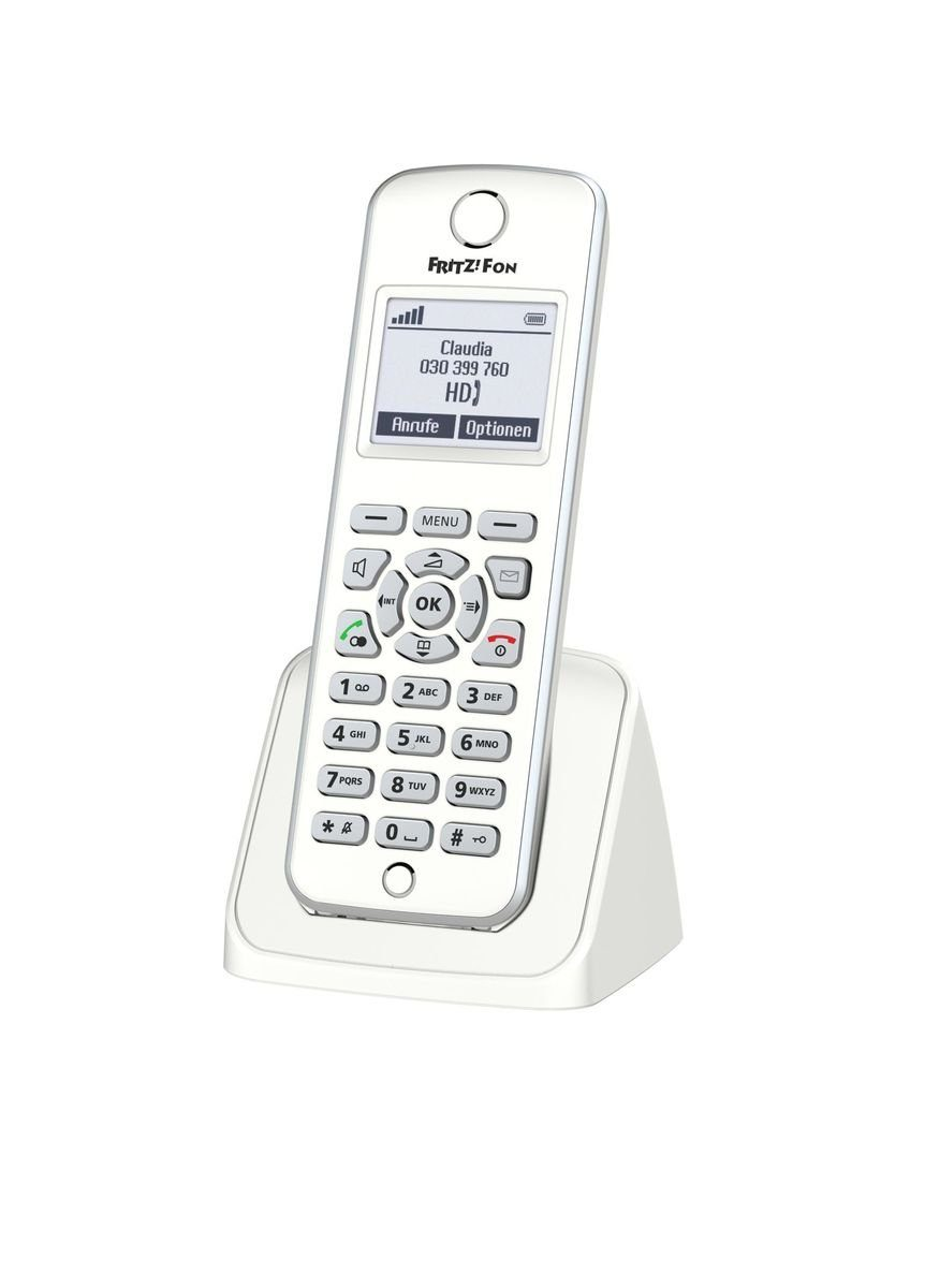 AVM VoIP-Telefon »FRITZ!Fon M2 Mobilteil«