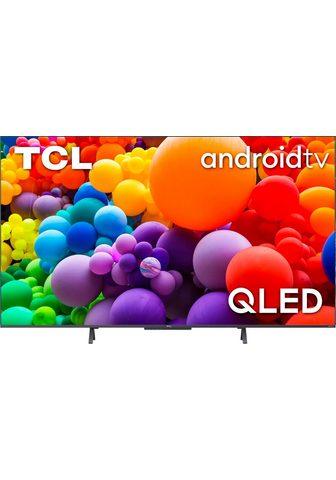 TCL 50C722X1 QLED-Fernseher (126 cm/50 Zol...