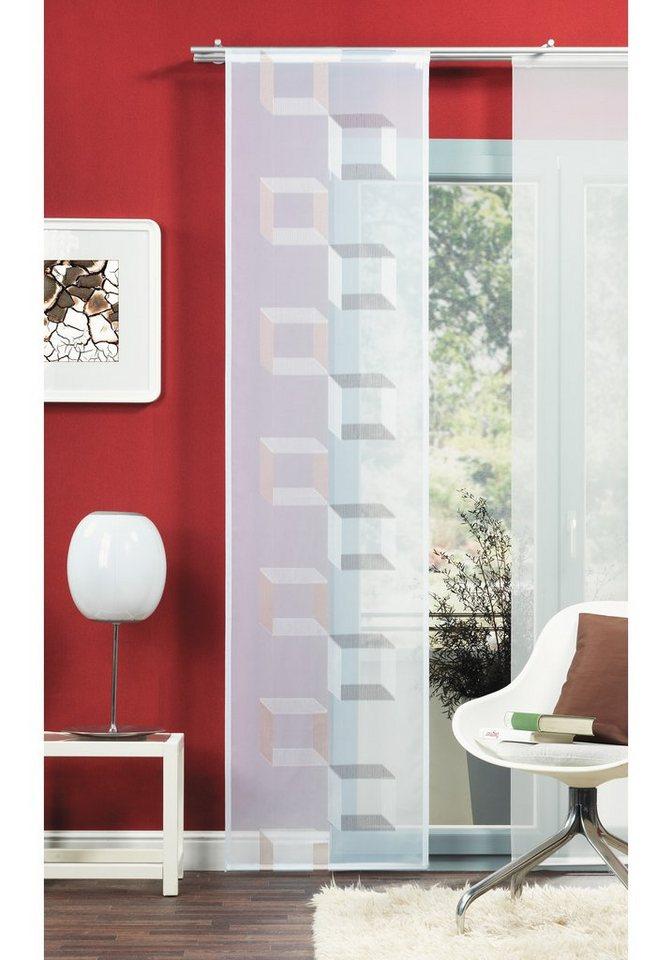 schiebegardine chicago home wohnideen klettband 1 st ck online kaufen otto. Black Bedroom Furniture Sets. Home Design Ideas