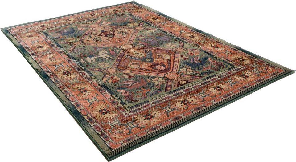 orient teppich theko leonie melange effekt gewebt online kaufen otto. Black Bedroom Furniture Sets. Home Design Ideas
