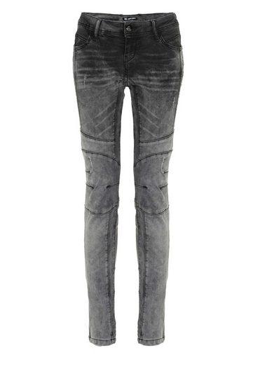 Cipo & Baxx Bequeme Jeans mit besonderer Waschung